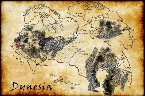 Dynesia Continent day 3